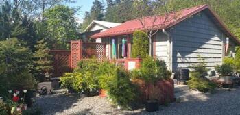 Bunkhouse Sun porch