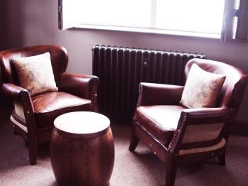 Seating area 2nd floor bedroom