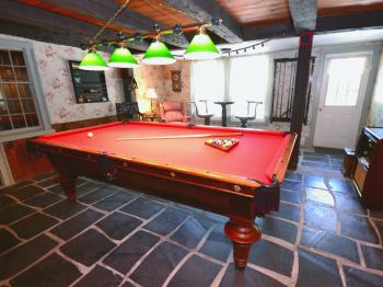 Time for a game of billiards?