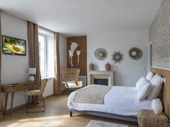 Bambou Chambre double ou twin confort, salle de bain privée
