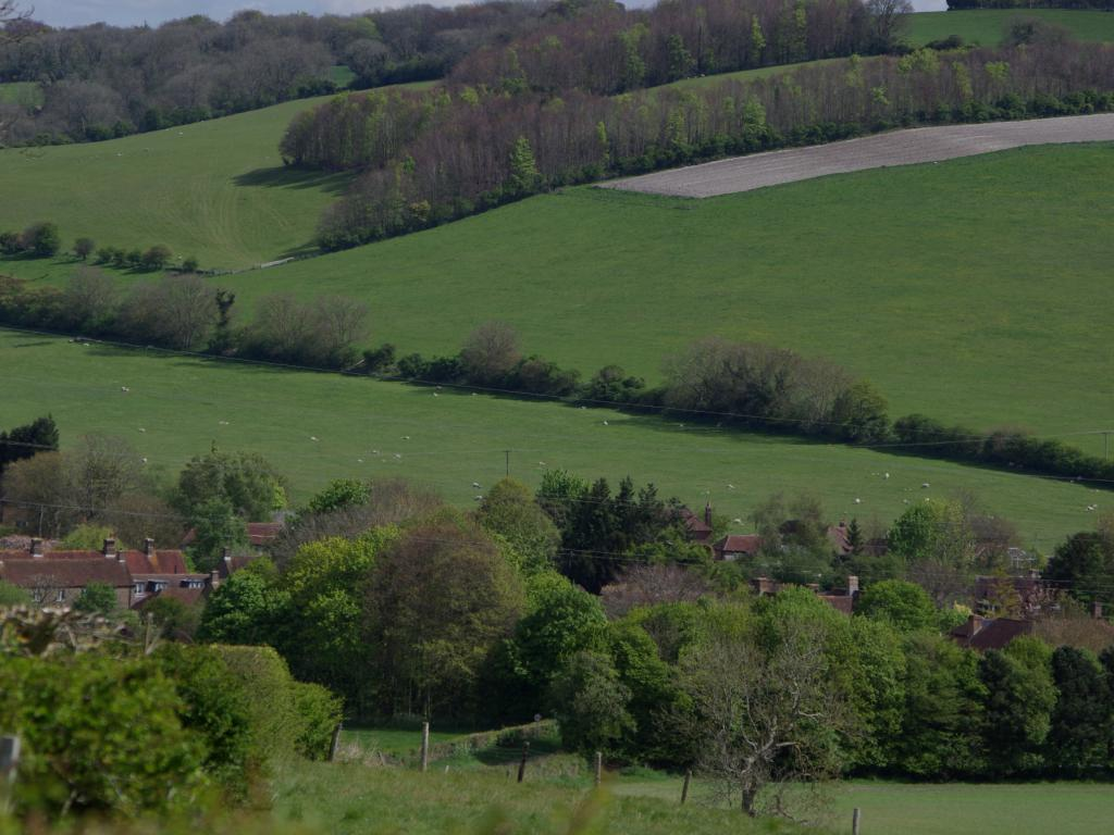 The view of the Hamlet of Charlton