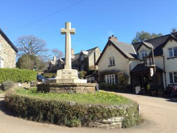 Ashprington Village War Memorial