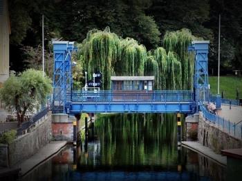Historische Hubbrücke