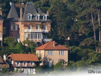 La villa Marguerite et la Villa Vert Bois