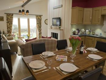 Interior view - Garden Cottage