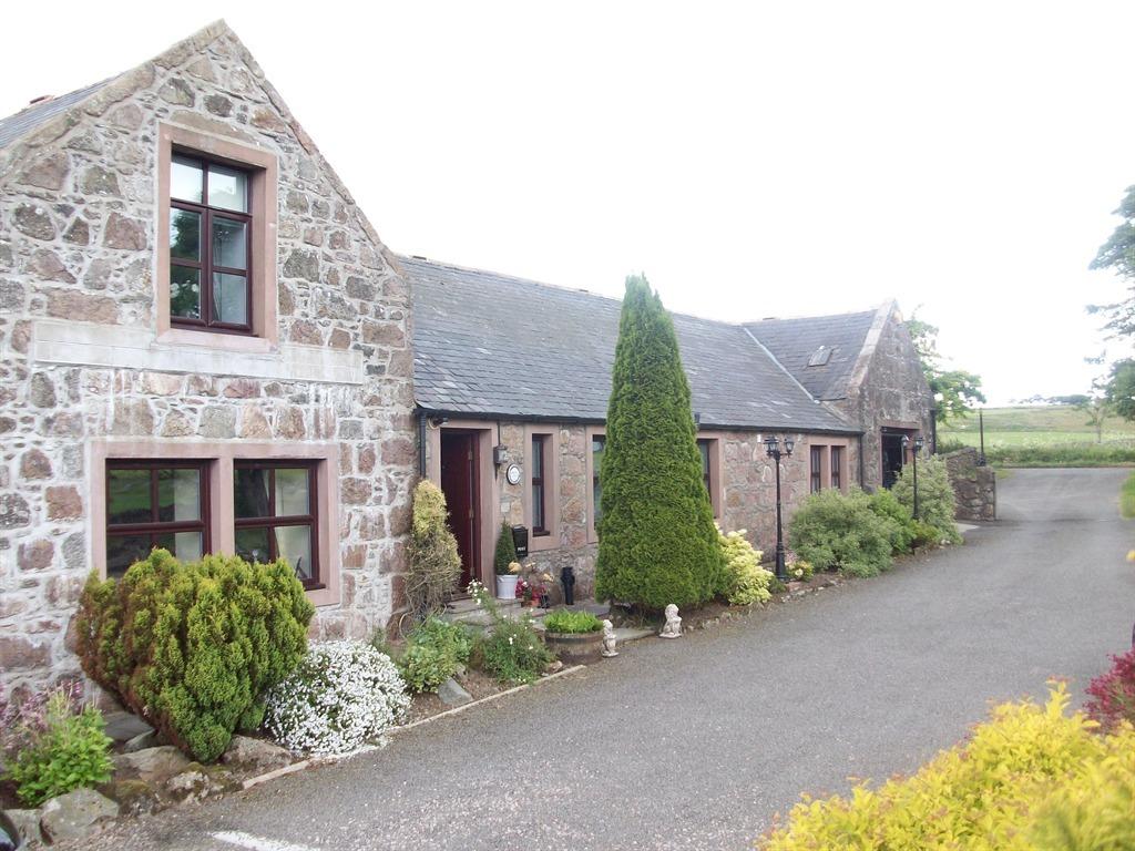Front of Crawfield Grange