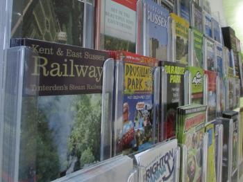 We offer a range of pamphlets to help you with local attractions in and around Hastings, East Sussex