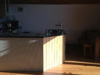 Lodge - Kitchen