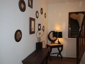 Accès chambres - Au Clos Paillé - Hôtel Charme & Caractère - La Roche Posay - Cure Thermale - Hébergements