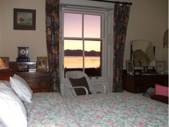 Drummond Bedroom at evening, Carlton Seamill