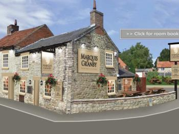 The Marquis of Granby - Beautiful pub