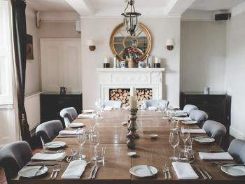 Georgian Room (Private Dining)