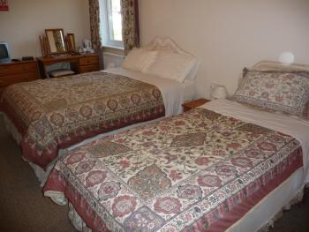 Double or Twin Ensuite - Room Only