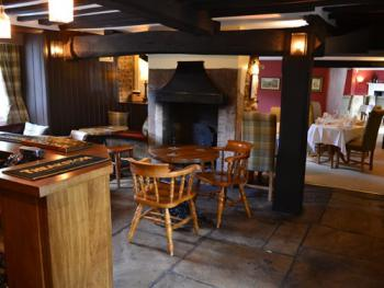 Bar to Lounge Area