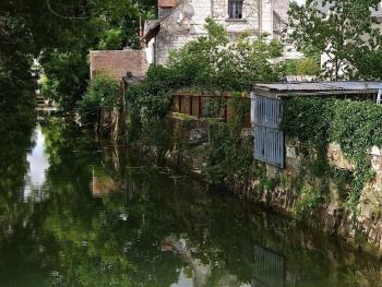 Gîte d'Etape Le Presbytère de Beaulieu - Gîte La Courtoisie en Touraine - PROMENADE SUR LE CANAL DE BEAULIEU LES LOCHES