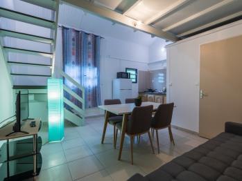 Appartement-Basic-Salle de bain Privée