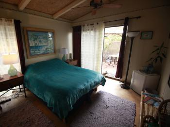 Queen-Private Bathroom-Partial Ocean View-Dragonfly Room - Base Rate