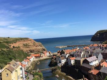 The Endeavour Restaurant with rooms - Staithes from Cowbar