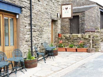 The Garsdale Bed & Breakfast - Front Entrance for Guests to The Garsdale Bed & Breakfast