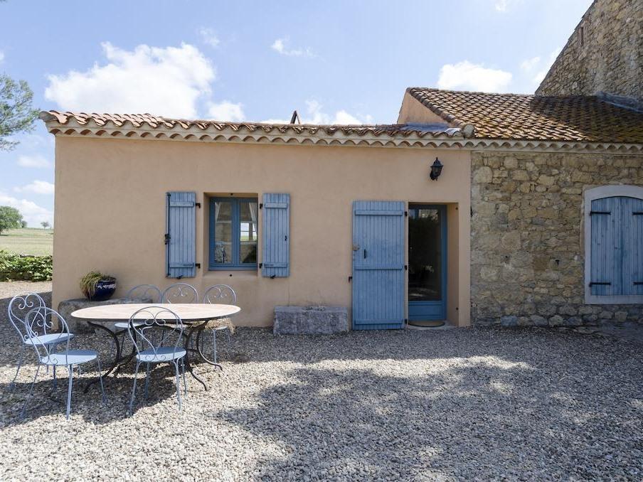 Appartement-Villa-Salle de bain privée séparée-Vue sur Jardin-Gîte Le Four à Pain - Tarif de base