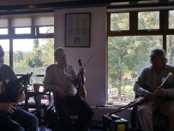 Occasional trad sessions at The Meetings