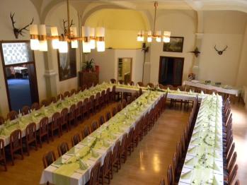 Veranstaltungssaal für Ihre Feierlichkeiten
