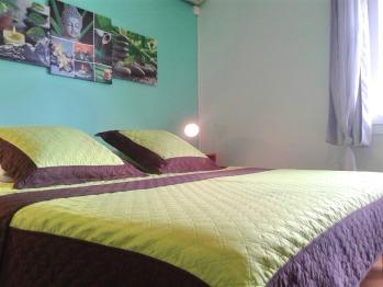 Chambre triple Verte