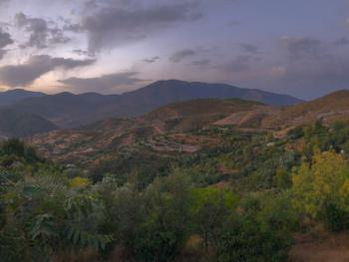 Vistas al valle