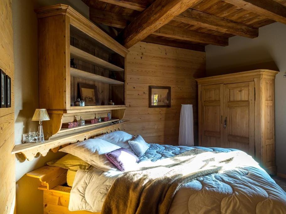 Chambre côté Terrasse -Double-Douche - Tarif de base