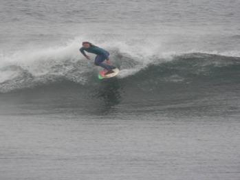 Easkey Sea - Surfing