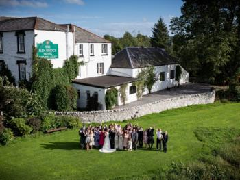 Weddings at The Ken Bridge Hotel