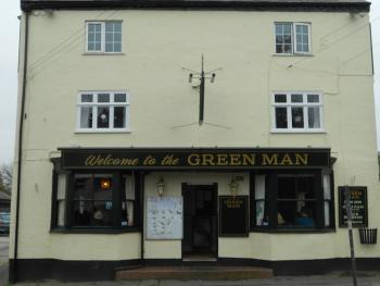 The Greenman Pub -