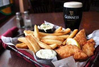 St. Brendan's Inn - Fish & Chips