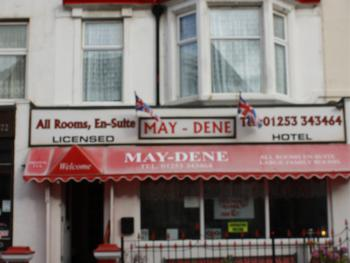 The May-Dene Hotel -