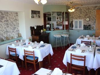 Dining/Breakfast room.