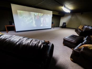 Indoor Theater (18' x 9')
