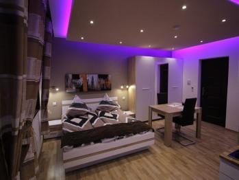Apartment-Ensuite Dusche-Doppelzimmer