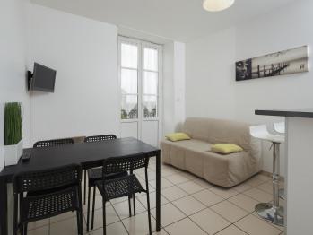 Appartement Prestique Vue Sur Château
