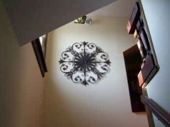 William Morris Loft Staircase