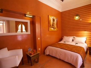 Double ou Twin-Standard-Salle de bain Privée-Mandarine