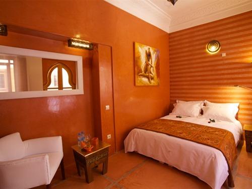 Double ou Twin-Standard-Salle de bain privée séparée-Mandarine