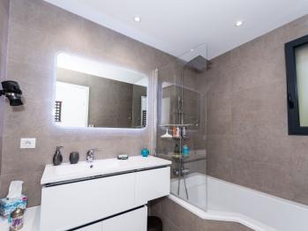 salle de bain villa privatisée