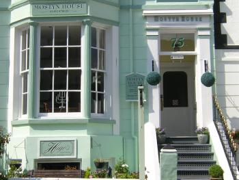 Mostyn House - Front of Guest House