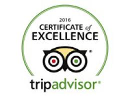 Seaview Inn has been recognised with a Certificate of Excellence!