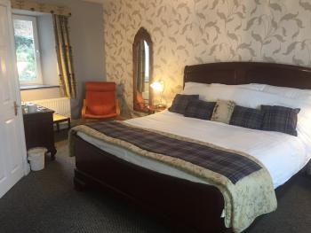 Double room-Ensuite-Sea View-Superking - First Floor