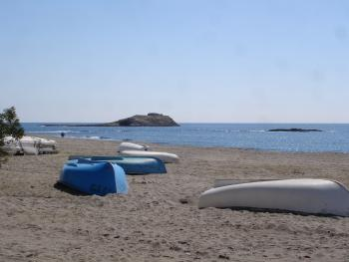 Playa más próxima