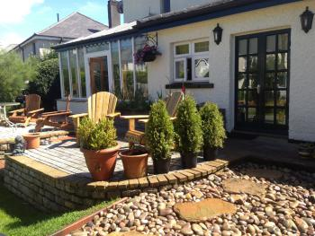 Bradleigh Lodge - Rear Garden