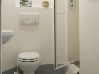 En- Suite Shower Room Flats
