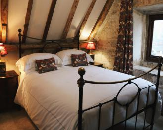 Double room-Ensuite-Footman's room