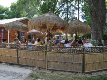 Erie Kai Tiki Bar Patio